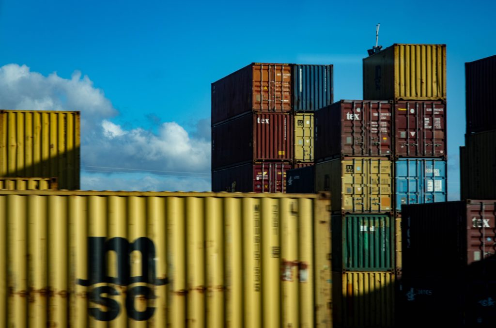 Digitalisierung mit Container as a service