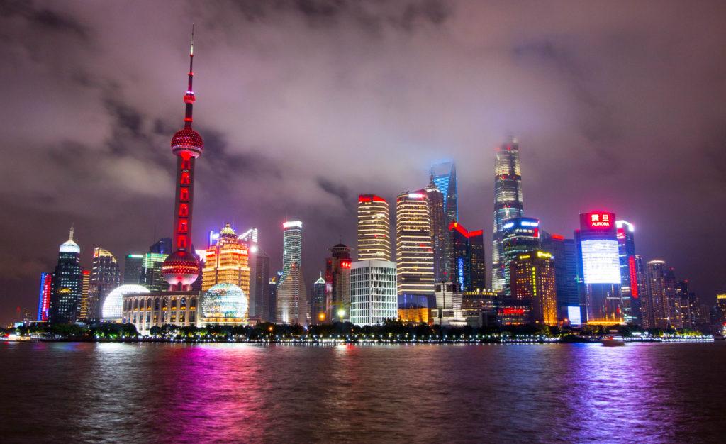 Shanghai Expansion